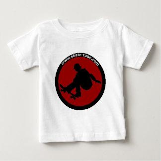 Skate-Tube Logo Baby T-Shirt