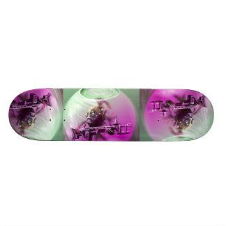 Skate with a tough dude... skate board decks