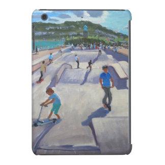 Skateboaders Teignmouth 2012 Fundas De iPad Mini
