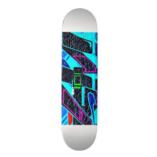Skateboard-Abstract Art-Graffiti Gallery 20 Skateboard Deck