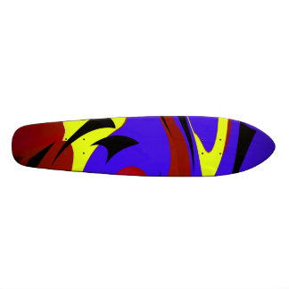 SKATEBOARD ABSTRACT COLLECTION 1