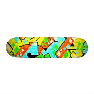 Skateboard-Abstract/Misc Art-Graffiti Gallery 14 Skateboard Deck