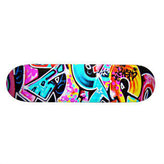 Skateboard-Abstract/Misc Art-Graffiti Gallery 5 Skateboard Deck