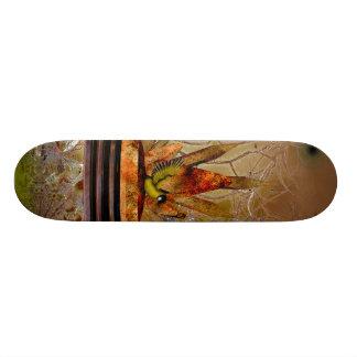 Skateboard Bird Bath Skate Board Deck