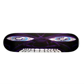 skateboard black rage