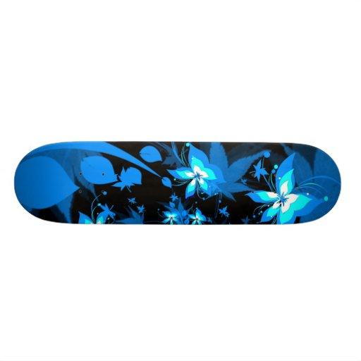 Skateboard Blue Delight Skate Deck