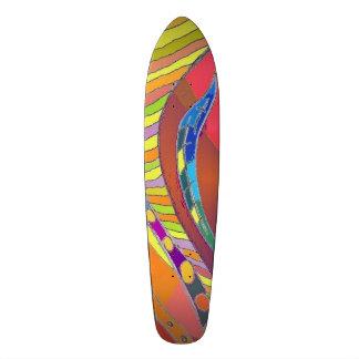 Skateboard Bold Organic Design 2