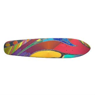 Skateboard Bold Organic Design 3