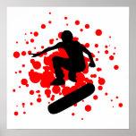 skateboard : bubbles : posters