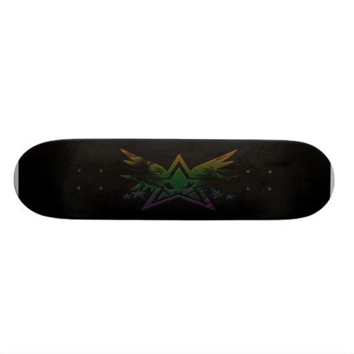 Skateboard by Kruskullz