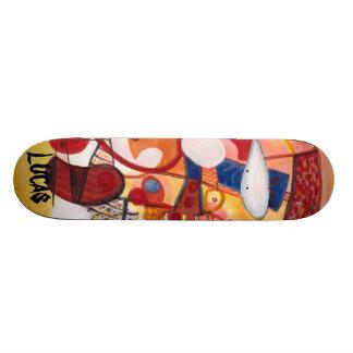 Skateboard by Stephen Lucas