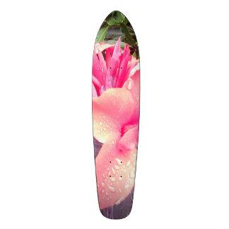 Skateboard Canna Lily Design