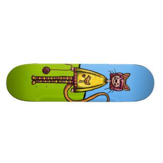 Skateboard, Cat Girl Skateboard