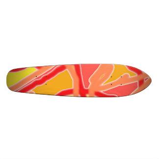 Skateboard Chaos into Form 2 Design A