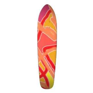 Skateboard Chaos into Form 2 Design B