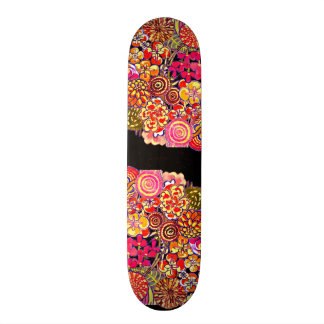 Skateboard-Classic/Vintage-Charles Mackintosh 8 Skateboard Deck
