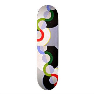 Skateboard-Classic/Vintage-Robert Delaunay 1 Skateboard