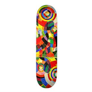 Skateboard-Classic/Vintage-Robert Delaunay 5 Skateboard Deck