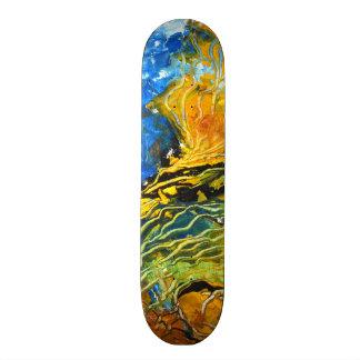 Skateboard Collection - Abstract Skateboard