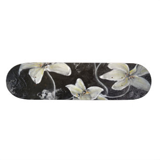 Skateboard Collection - Dark Flower Skateboard