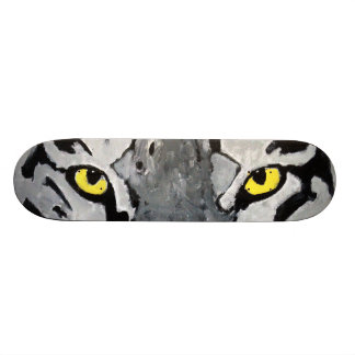Skateboard Collection - Tiger Abstract Skateboard