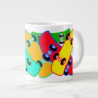 Skateboard Colors Specialty Mugs