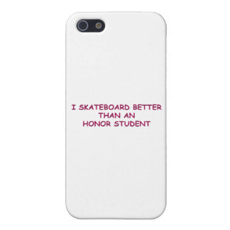 SKATEBOARD COVER FOR iPhone SE/5/5s