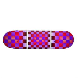Skateboard Deck 3 Red CricketDiane