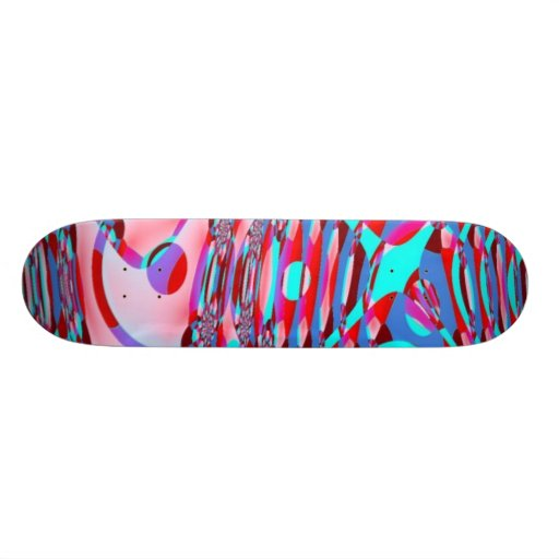 Skateboard Deck Design:Azof