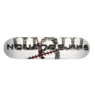 Skateboard Design #1