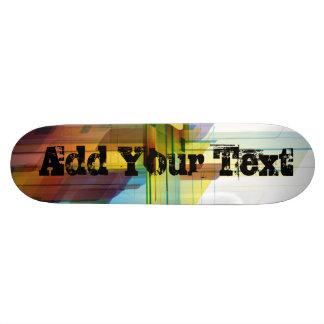 Skateboard - Exotic