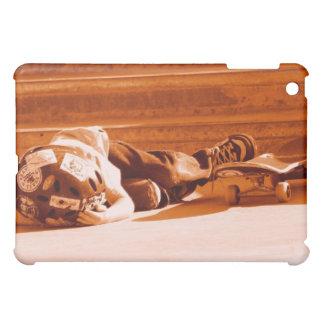Skateboard Fall iPad Case