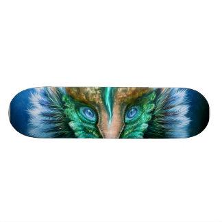 Skateboard - Fantasy Warrior Creature