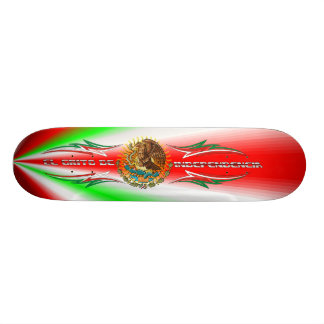 Skateboard-Fiesta-set-1 Skateboard Deck