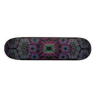 Skateboard: Fractal Explosion: Design #1