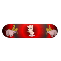 Skateboard (Fun Pig)