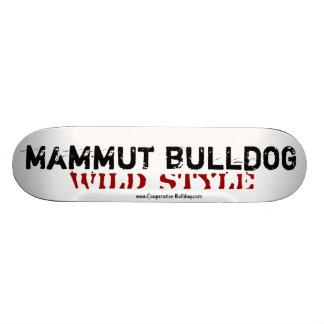 Skateboard giant Bulldog