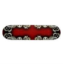 Skateboard  gothic henna 2