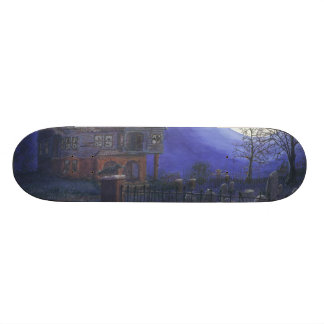 Skateboard - Haunted House Image