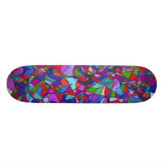Skateboard: Hearts Skateboard Deck