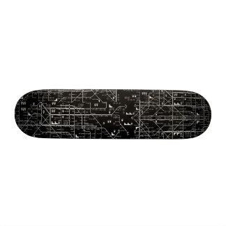 Skateboard Hell Subway