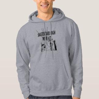 Skateboard High Wire Act Basic Hooded Sweatshirt