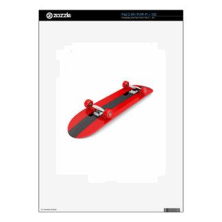 Skateboard iPad 2 Skin