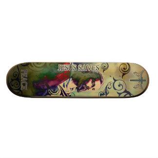 skateboard_JESUS101 Skate Board