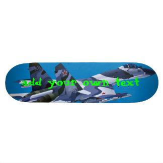 Skateboard - jet