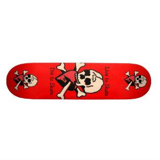 Skateboard - Live to Skate Die to Skate