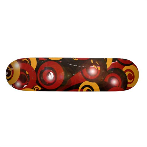 Skateboard Luner Jam Custom Skateboard