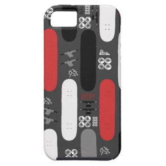 Skateboard Madness (GRB) iPhone SE/5/5s Case