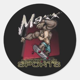 Skateboard Maxx 3 Stickers
