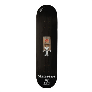 "Skateboard ""Mickey"" By REN"